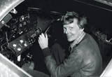 Amelia Earhart in Cockpit Archival Photo Poster Print Photo