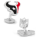 Palladium Houston Texans Cufflinks Novelty