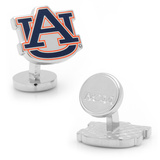 Palladium Auburn Tigers Cufflinks Novelty