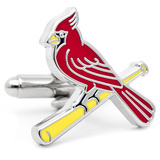 St. Louis Cardinals Cufflinks Novelty