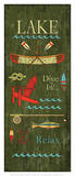 Lake House Posters af Suzanne Nicoll