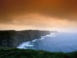 The Cliffs of Moher, County Clare, Ireland Kunst auf Metall von Brent Bergherm