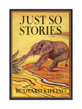 Just So Stories Metal Print