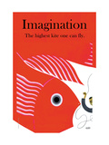 Imagination Metal Print