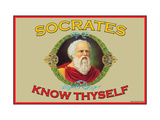 Know Thyself Metal Print