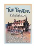 Tun Tavern Metal Print