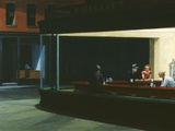 Nighthawks Metal Print by Edward Hopper
