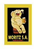 Moritz S.A. Kunst auf Metall