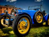 Bugatti Metal Print by Stephen Arens