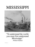 Mississippi Metal Print by Wilbur Pierce