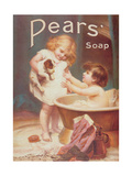 His Turn Next, from the Pears Annual Metal Print by Emile Munier