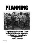 Planning Plakater af Wilbur Pierce