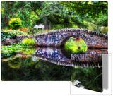 The Tolkienesque Bridge Metal Print by Trey Ratcliff