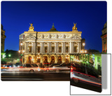Arriving at the Grand Opera House Metal Print by Trey Ratcliff