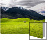 The Soft Hills on the way to Paradise, New Zealand Metal Print by Trey Ratcliff