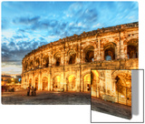 Sting in Concert in Nimes Metal Print by Trey Ratcliff