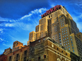 The New Yorker Hotel, New York City Metal Print by Sabine Jacobs
