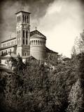 Notre Dame de Clisson - Church - Clisson - Loire-Atlantique - Pays de la Loire - France Metal Print by Philippe Hugonnard