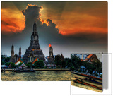 One Night in Bangkok Metal Print by Trey Ratcliff