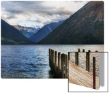 The Dock to Forever Metal Print by Trey Ratcliff