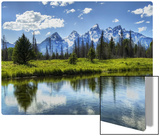The Tetons, Revisited Metal Print by Trey Ratcliff