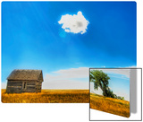 The Lonely Trinity Metal Print by Trey Ratcliff