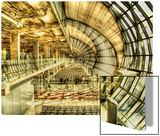 Stuck in Customs in Space Metal Print by Trey Ratcliff