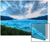 Adventuring Deeper into Patagonia Metal Print by Trey Ratcliff