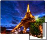 Deep in Paris Metal Print by Trey Ratcliff
