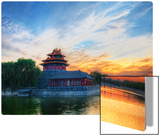 Entering the Forbidden City Metal Print by Trey Ratcliff