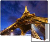 Under the Eiffel Metal Print by Trey Ratcliff