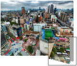 Tokyo from the Air Metal Print by Trey Ratcliff