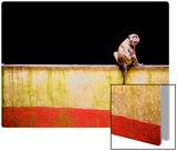 Across the Line Kunst auf Metall von Trey Ratcliff