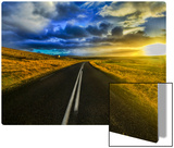 The Open Road Metal Print by Trey Ratcliff