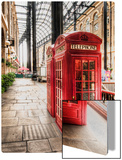 The Disappearing Booth Metal Print by Trey Ratcliff