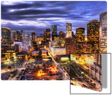 Five Minutes of Light in Houston Metal Print by Trey Ratcliff