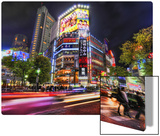 The Mean Streets of Tokyo Metal Print by Trey Ratcliff