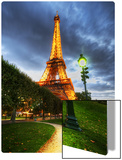 Paris HDR Metal Print by Trey Ratcliff