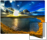 The Trouble with Iceland is That There is None Metal Print by Trey Ratcliff