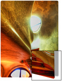 The Myst Staircase Metal Print by Trey Ratcliff
