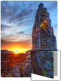 The Icelandic Phallus Metal Print by Trey Ratcliff