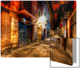 The Endless Alley Metal Print by Trey Ratcliff