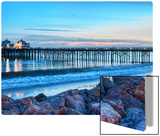 Evening in Malibu Metal Print by Trey Ratcliff