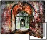 The Endless Tunnel Kunst auf Metall von Trey Ratcliff