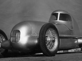 Racing Cars from Mercedes, 1934 Metal Print by  Scherl