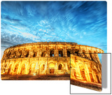 The Roman Gladiators of Gaul Metal Print by Trey Ratcliff