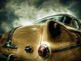 Pontiac, no. 1 Metal Print by Stephen Arens