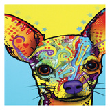 Chihuahua 1 Print by Dean Russo