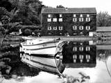 Fishing boat - Vertoux - Loire-Atlantique - Pays de la Loire - France Metal Print by Philippe Hugonnard