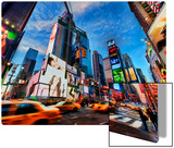 New York is Alive and Well Kunst auf Metall von Trey Ratcliff